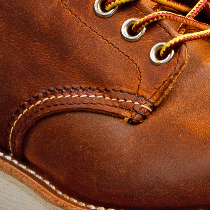 Shoe Polish For Red Wing Orro Russet